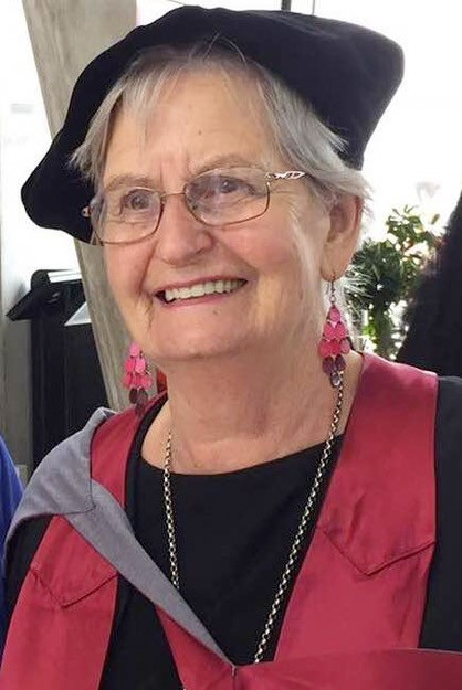 The Revd Dr Patricia Allan
